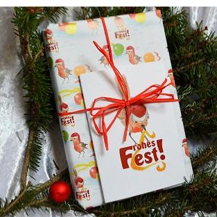 Geschenkverpackungsservice